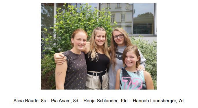 Schülersprecherinnen