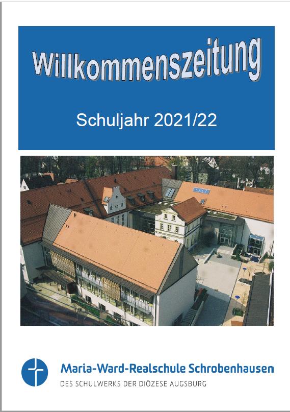 Willkommenszeitung 2021