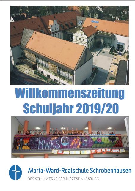 Willkommenszeitung 2018