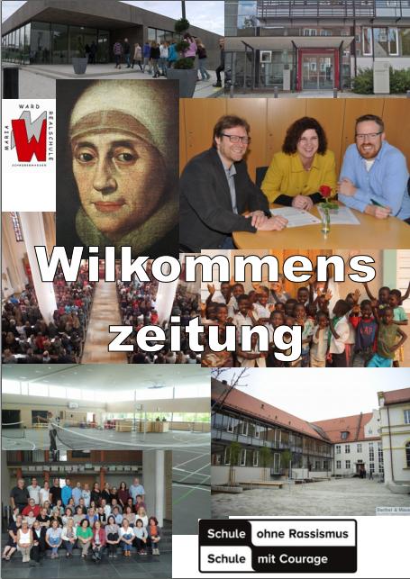 Willkommenszeitung 2016